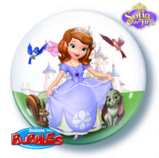 Disney Sofia The First Bubble Balloon